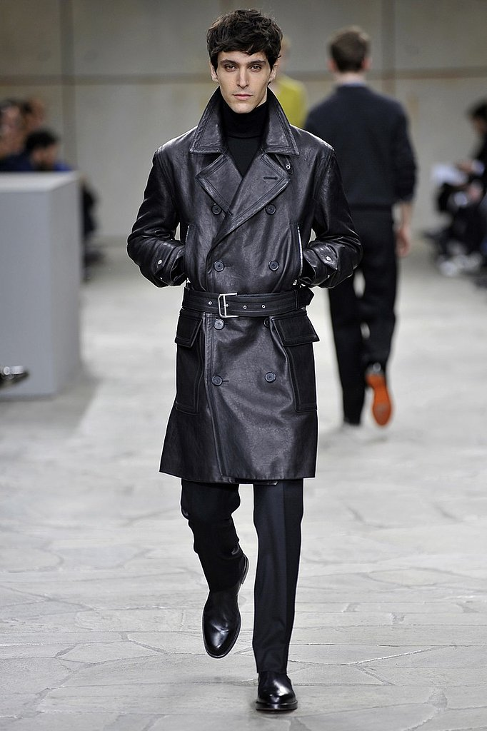 Paris: Hermes Men's Fall 2009