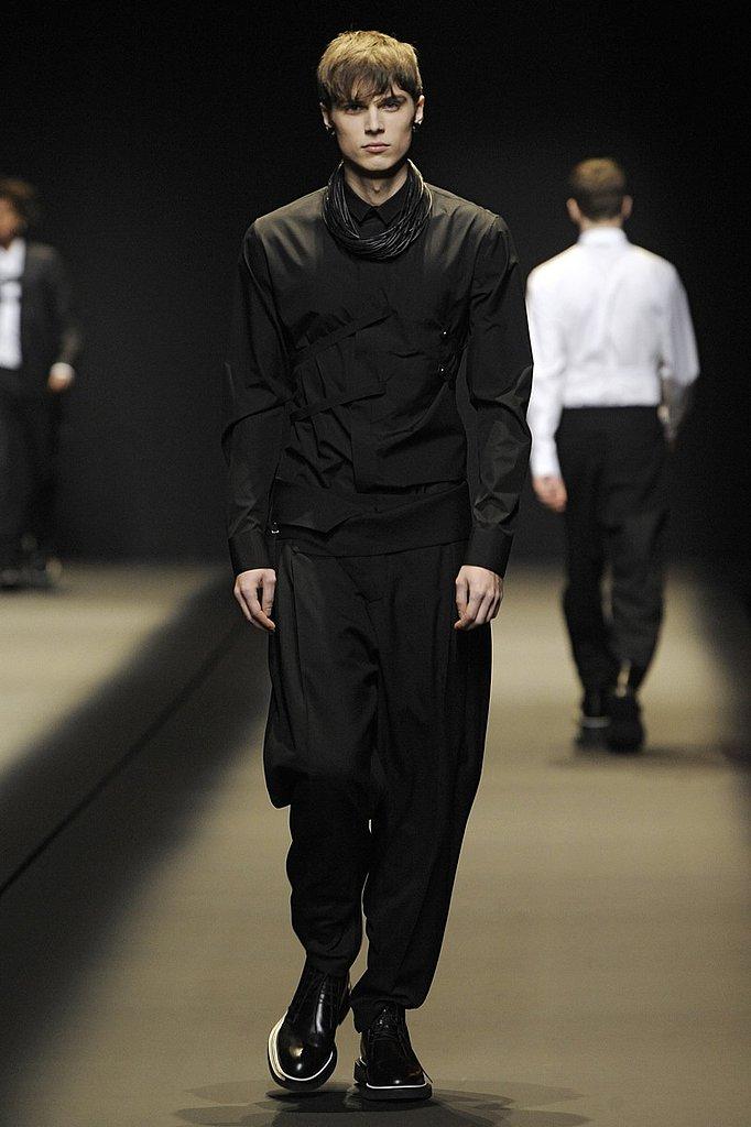 Paris: Dior Homme Fall 2009