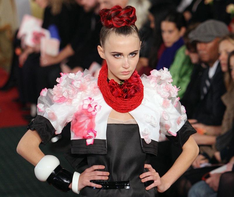 Christian Lacroix Spring 2009 Haute Couture