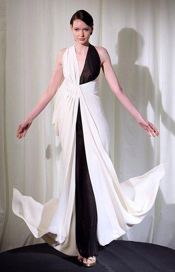 Dominique Sirop Spring 2009 Haute Couture