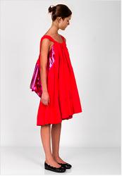 Zucca Nylon Taffeta Dress