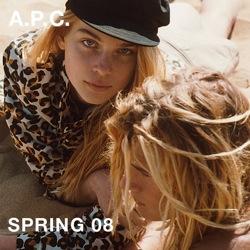 A.P.C Spring 08 Ad Campagin
