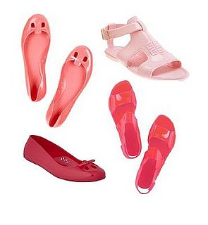 Designer Jelly Shoes From Marc Jacobs, Givenchy, Fendi, Marni and Target
