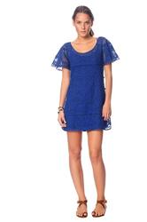 Mint Jodi Arnold Side Button Dress