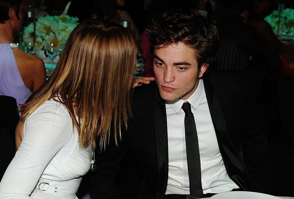 Carine Roitfeld, Robert Pattinson