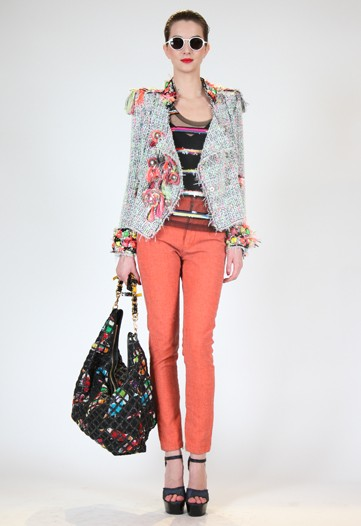 Marc Jacobs Is In Venice, But Channels Eclectic Brazil for Cruise 2010