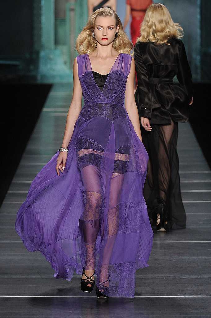 Christian Dior Channels Film Noir for Spring 2010
