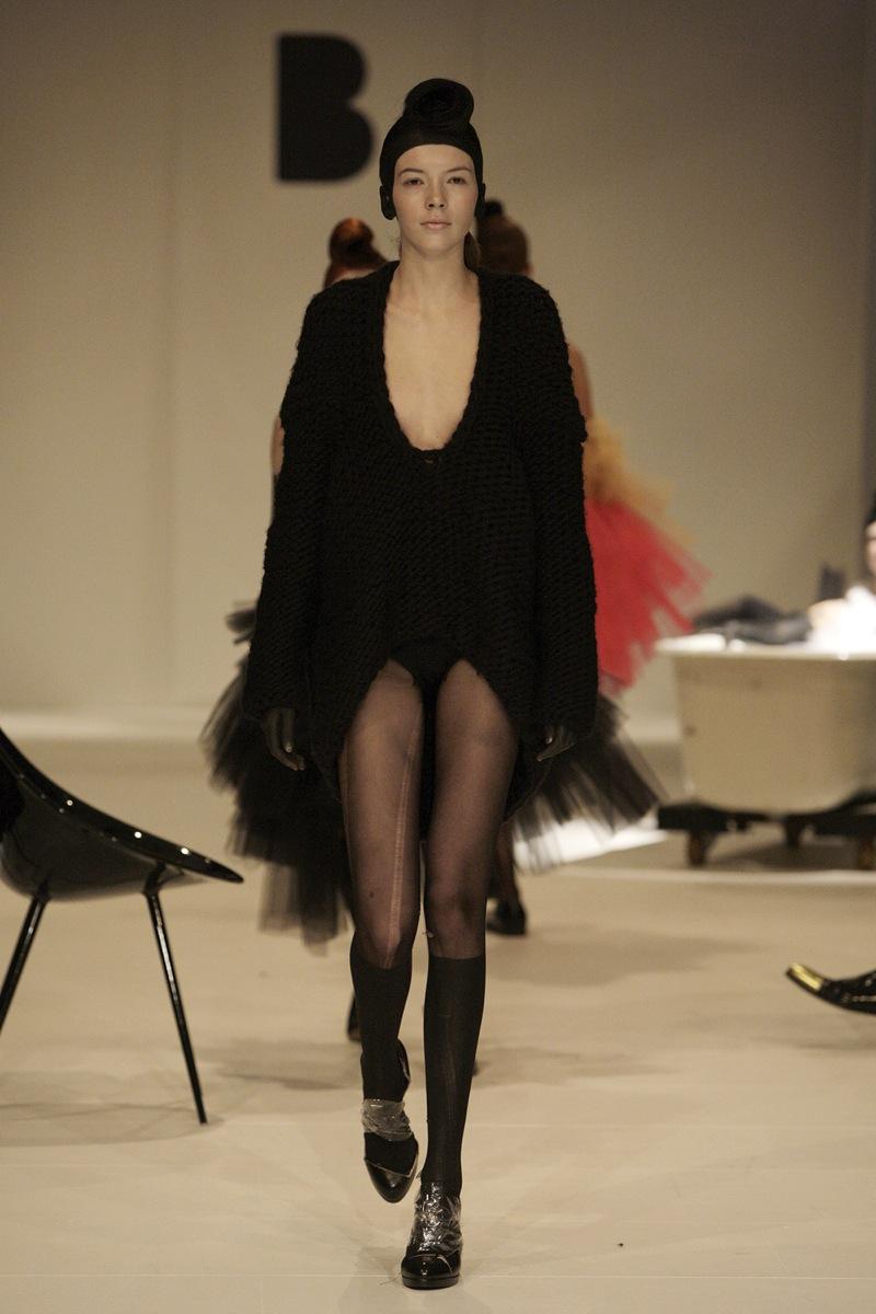 Copenhagen Fashion Week: Barbara i Gongini Fall 2009