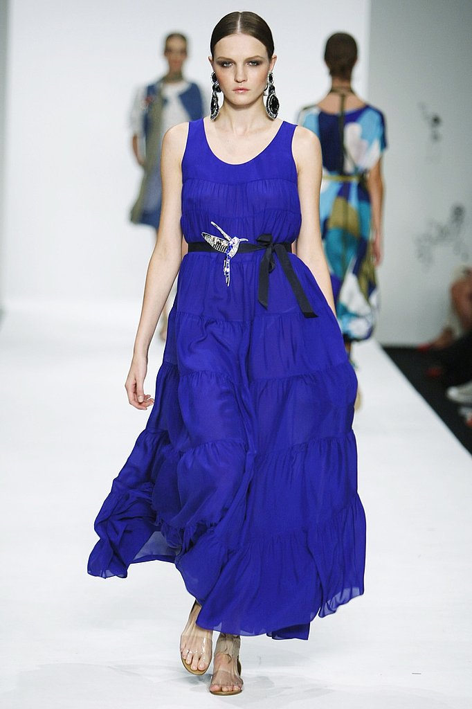 London Fashion Week: Issa Spring 2009