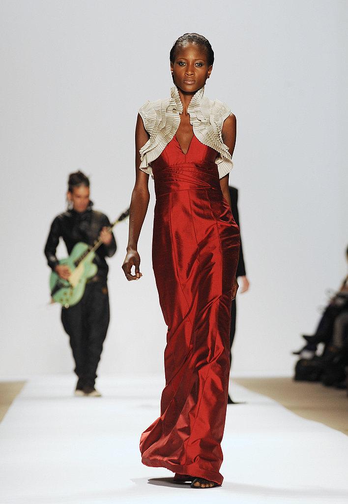 New York Fashion Week: Carlos Miele Fall 2009