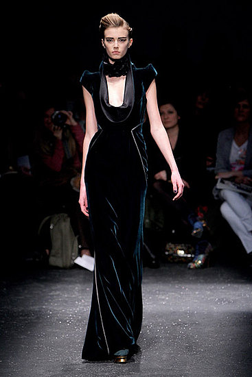 Milan Fashion Week: Gianfranco Ferre Fall 2009