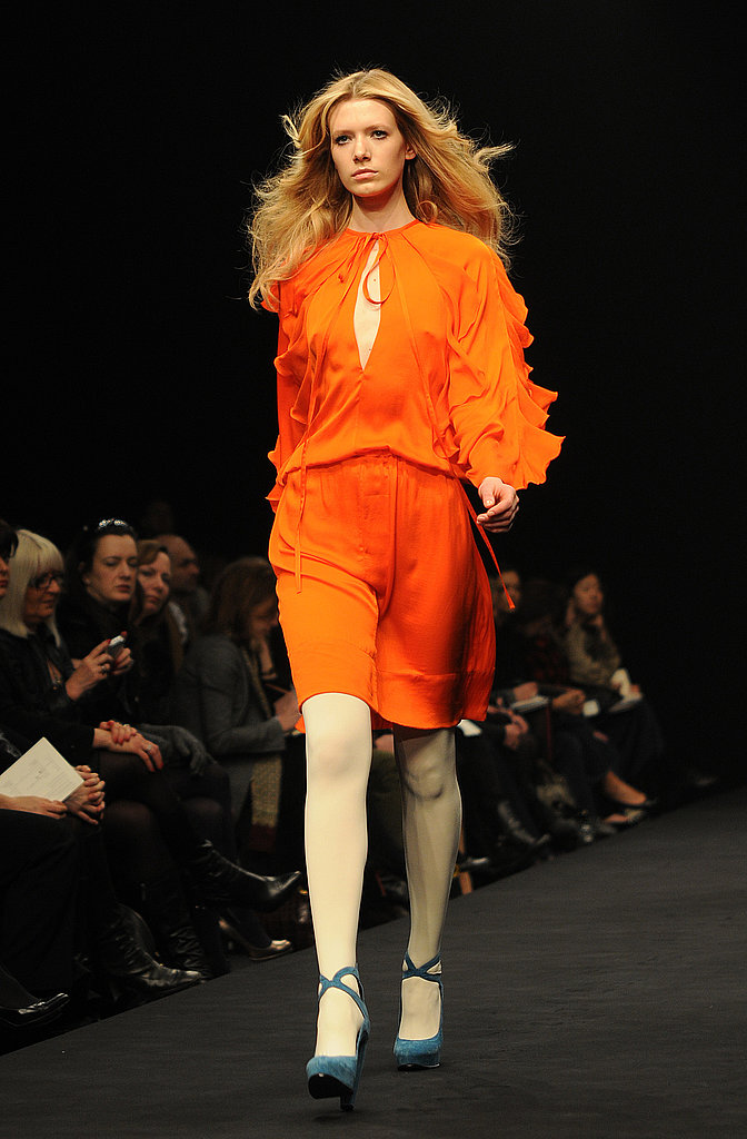 London Fashion Week: Ossie Clark Fall 2009