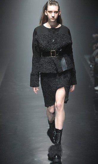 Japan Fashion Week: Hisui Fall 2009