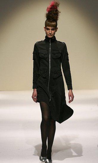 Japan Fashion Week: Junya Tashiro Fall 2009