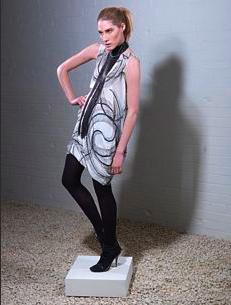 Photographer: Karin Gunnarsson, Make-Up:Abigail Johnson, Hair: Holly Edwards, Model: Lena A @ Profile