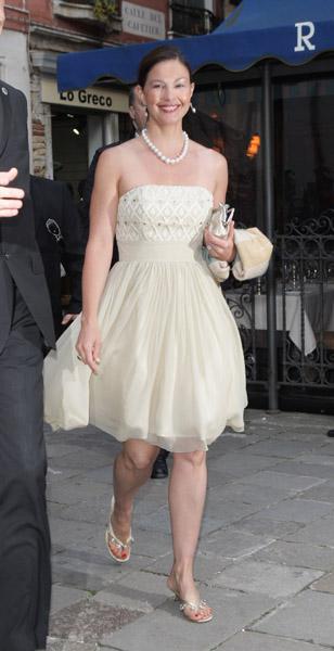 Ashley Judd, Photo by D. Venturelli/Wireimage