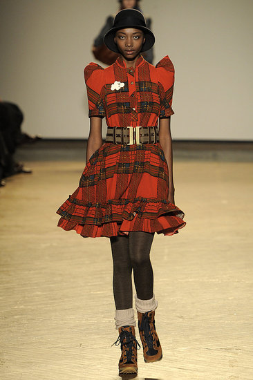Fall 2009 Trend Report: New Plaids