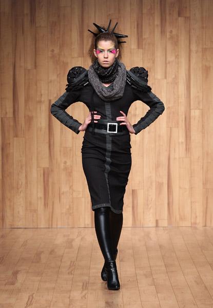 Mexico Fashion Week: Malafacha Fall 2009
