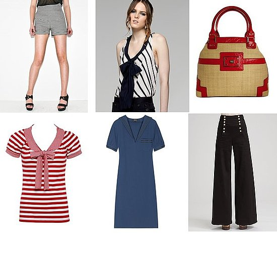 Shopping: 1930's Nautical For Summer
