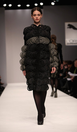 London Fashion Week: Central Saint Martins Fall 2009