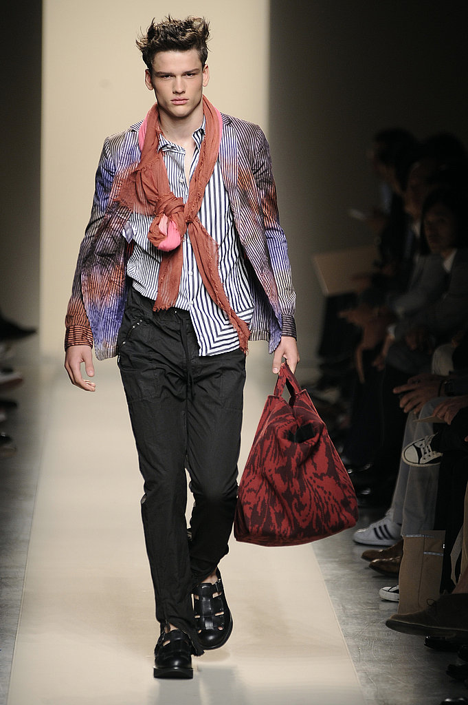 Milan: Bottega Veneta Men's Spring 2010