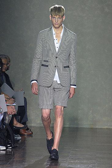 Milan: John Varvatos Men's Spring 2010