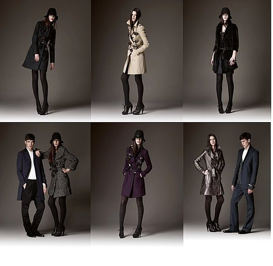 Shopping: Burberry Trench Coats