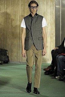 Paris: Dries Van Noten Men's Fall 2009