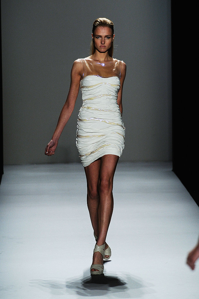 New York Fashion Week: Nicole Miller Spring 2010