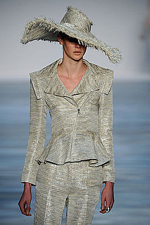 New York Fashion Week: Christian Siriano Spring 2010