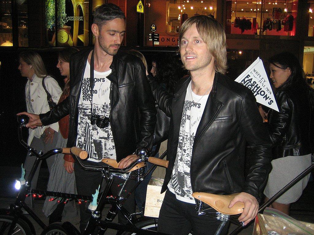 Sam Shipley and Jeff Halmos