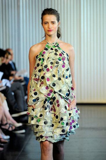 New York Fashion Week: Yeohlee Spring 2010