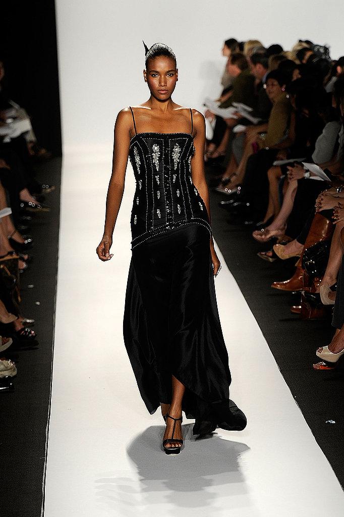 New York Fashion Week: Badgley Mischka Spring 2010