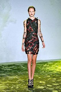 New York Fashion Week: Rodarte Spring 2010