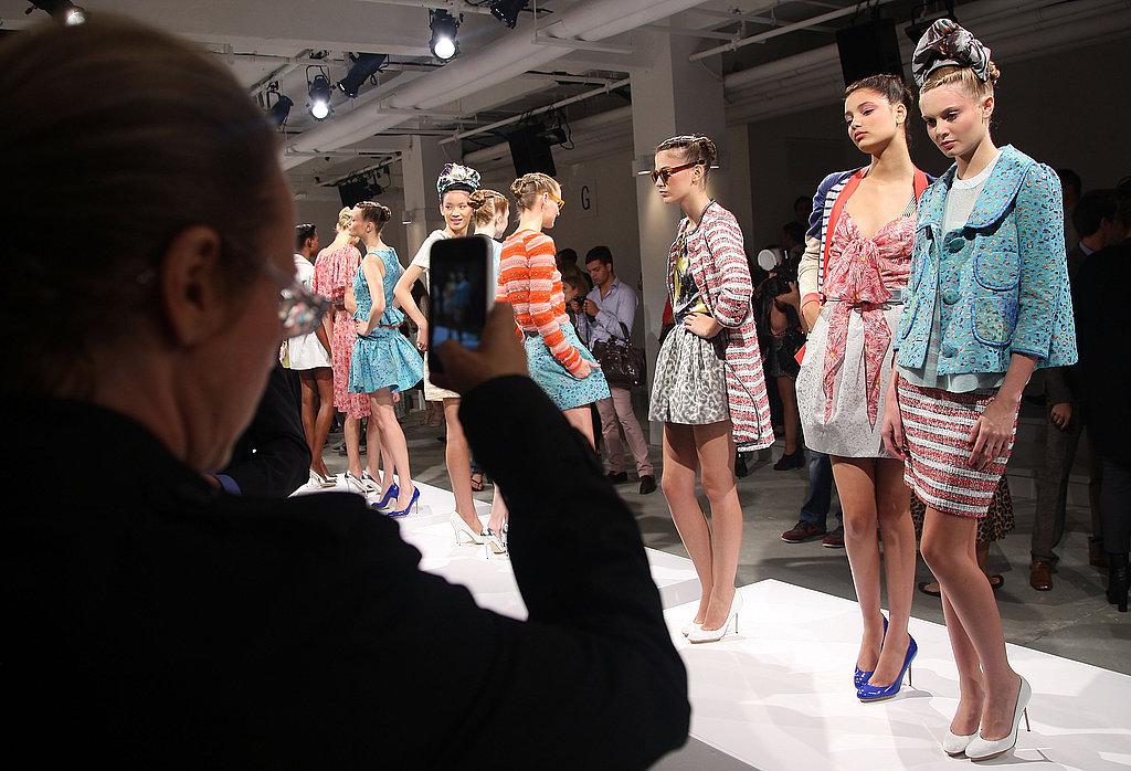 New York Fashion Week: Peter Som Spring 2010