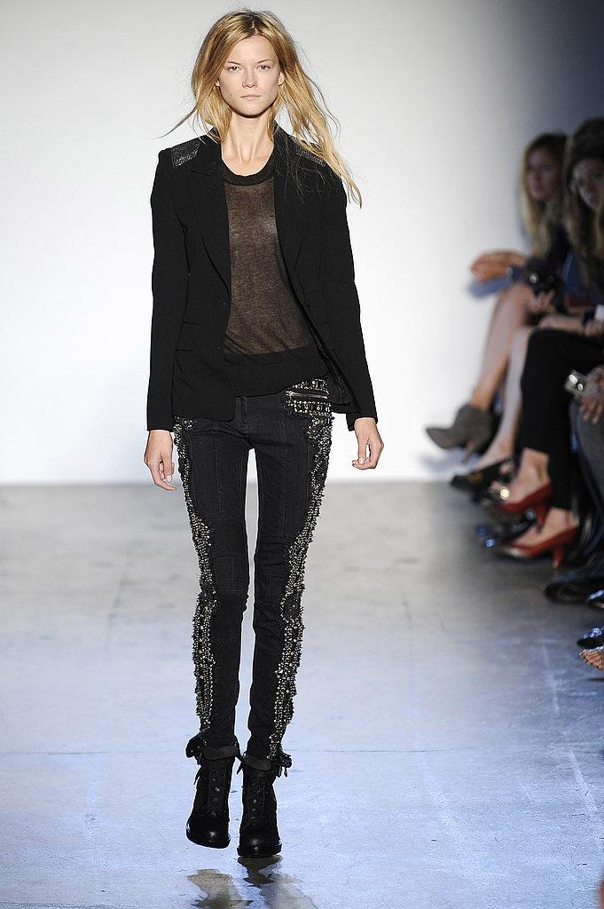 New York Fashion Week: Phi Spring 2010