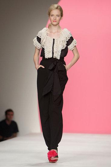 Milan Fashion Week: Moschino Cheap & Chic