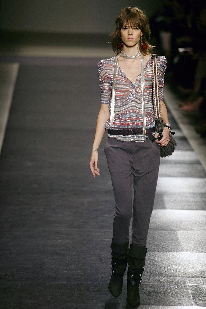 Paris Fashion Week: Isabel Marant Spring 2010