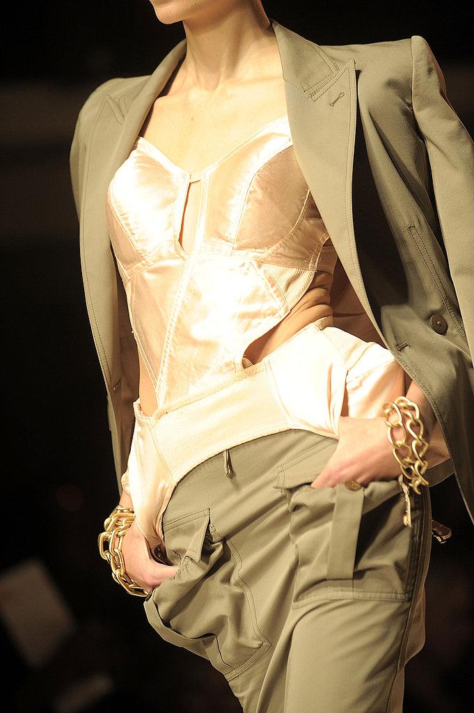 Paris Fashion Week: Jean Paul Gaultier Spring 2010