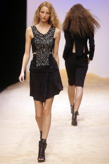 Paris Fashion Week: Guy Laroche Spring 2010