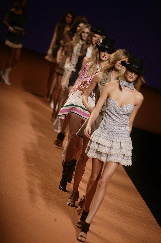 Paris Fashion Week: Paul & Joe Spring 2010