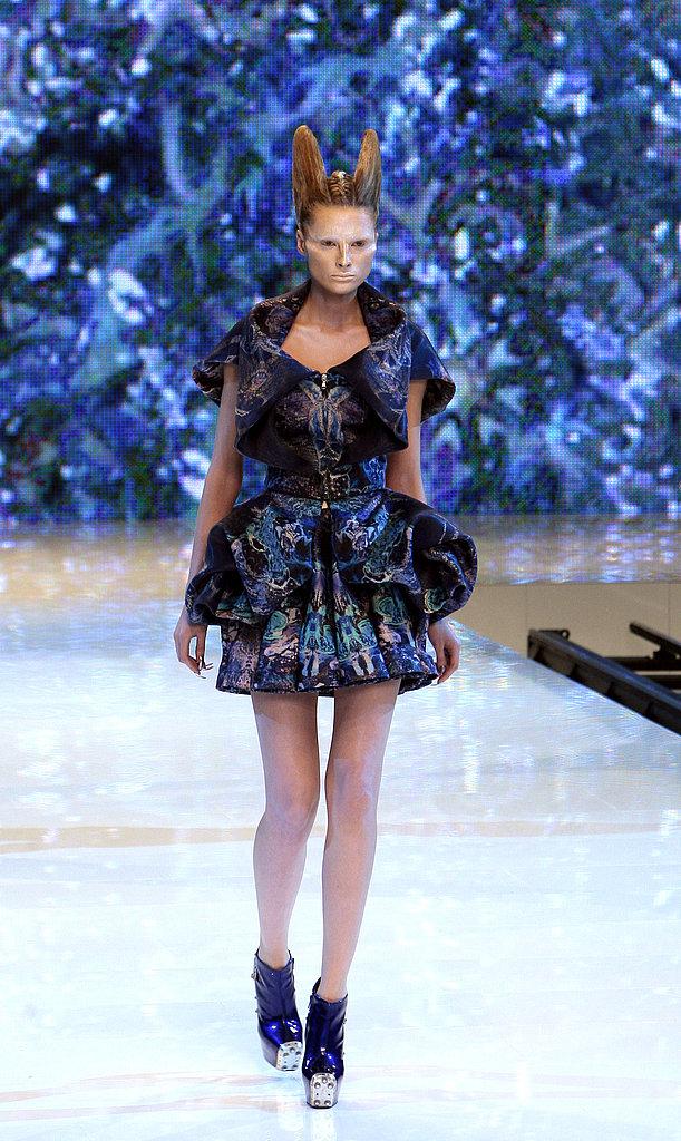 Paris Fashion Week: Alexander McQueen Spring 2010