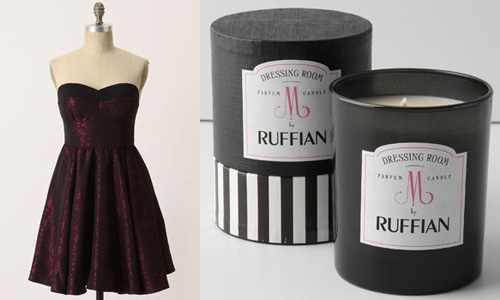 Collaboration Update: Ruffian and Anthropologie