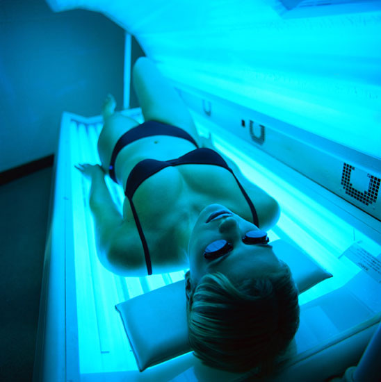 Germany Makes Under-18 Tanning Illegal