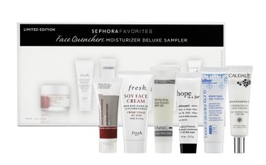 Saturday Giveaway! Sephora Face Quenchers Moisturizers Deluxe Sampler