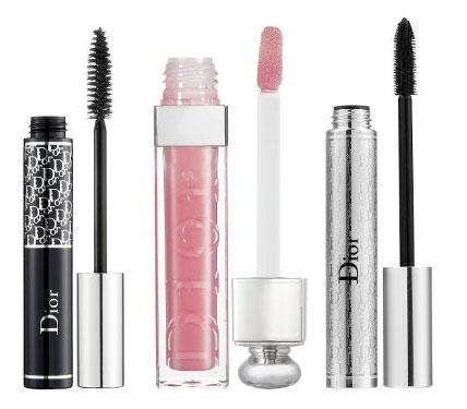 Friday Giveaway! DiorShow Mascara, Iconic Waterproof Mascara, and Lip Polish