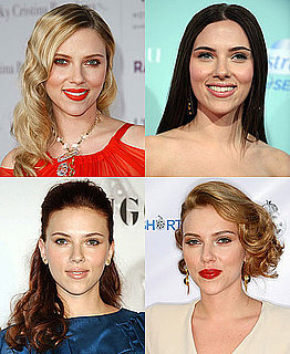 Pictures of Scarlett Johansson's Hair Color
