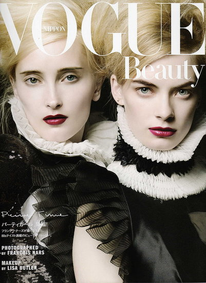 Francois Nars Photography in Vogue Japan