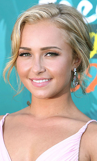 Hayden Panettiere at the 2009 Teen Choice Awards