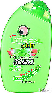 Reader Review of the Day: L'Oreal Kids Bounce 2-in-1 Gentle Volumizing Shampoo